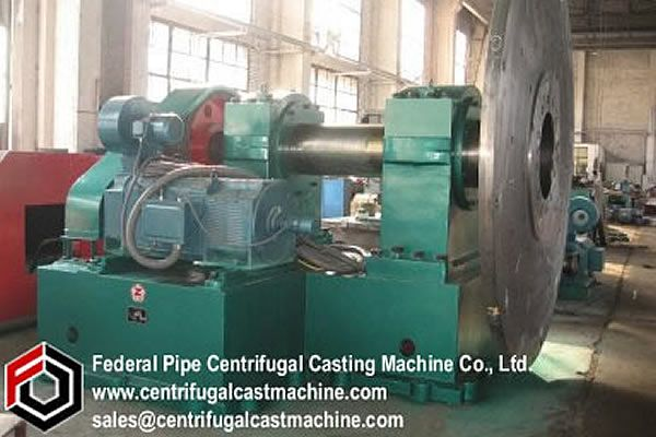 Cantilever Centrifugal Casting Machine