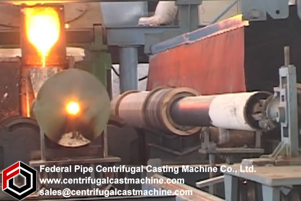 Multi Station Centrifugal Casting Machine